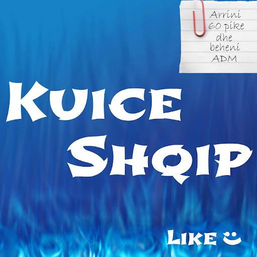 Kuice Shqip July 31, 2012 at 2:11 AM