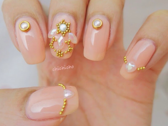 Chandelier Nail Art - Born Pretty Store Review