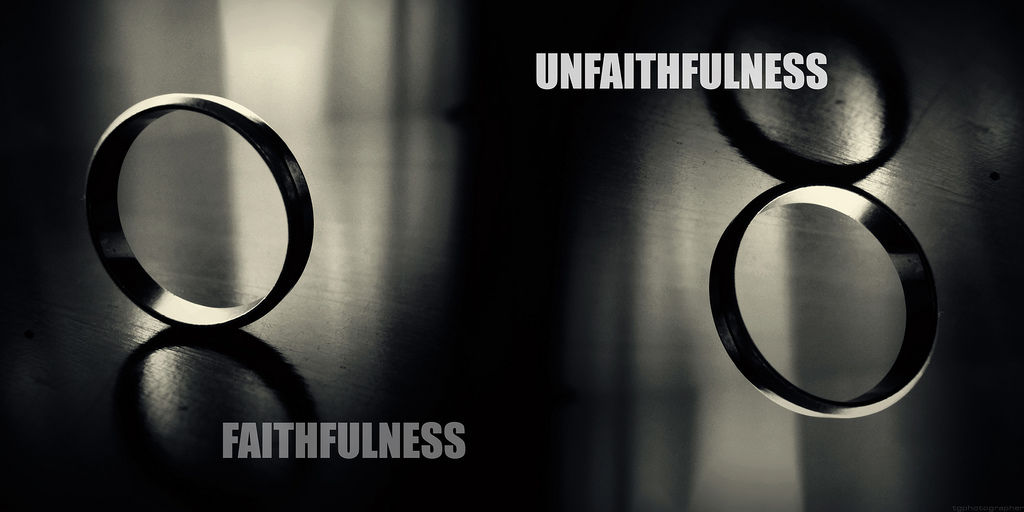 Unfaithfulness
