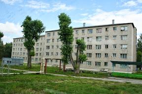 """""""Normalna"""" stambena zgrada u Černobilu"""