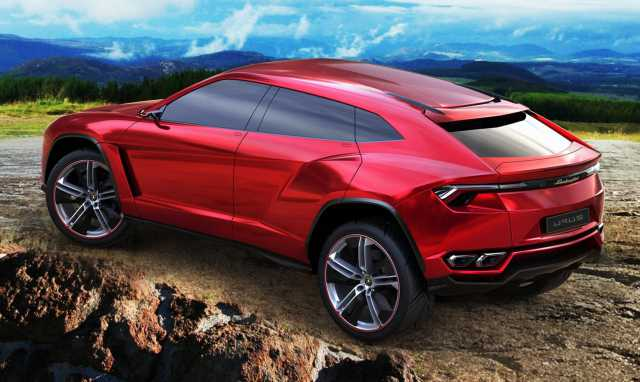2017 Lamborghini Urus Release Date Review Car Price Concept