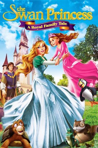 La princesa Cisne El cuento de la familia real