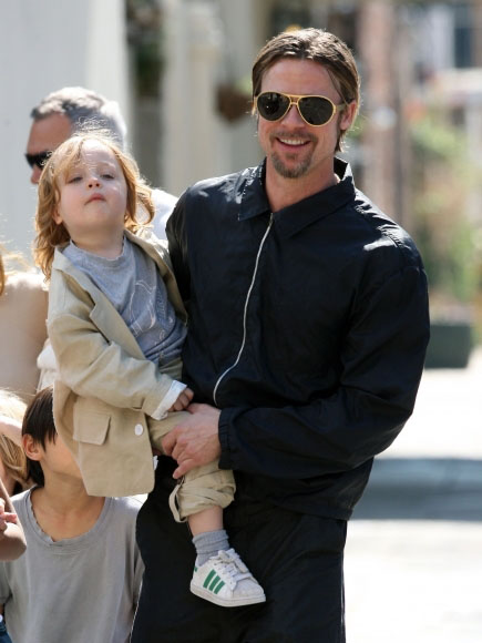 Brad Pitt Ugly