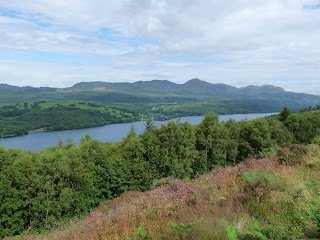 Coniston Water and Coniston Fells