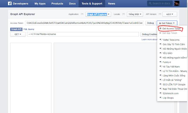 Hướng dẫn tổng quan về cách đăng bài tự động lên facebook miễn phí 7/2015