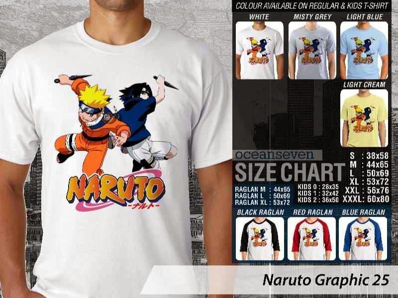 KAOS Naruto 25 Manga distro ocean seven