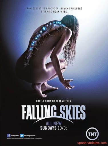 Bầu Trời Sụp Đổ  Phần 4 - Falling Skies Season 4