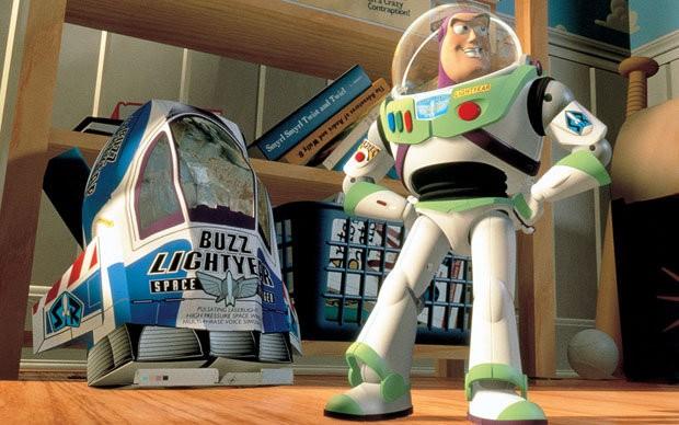 Những điều thú vị trong phim hoạt hình 'Toy Story'