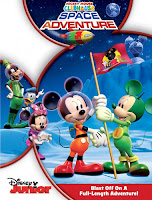 La Casa de Mickey Mouse: Aventuras en el espacio (2011)