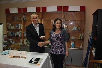 lise öğrencileri  öykü yarışması ödül töreni
