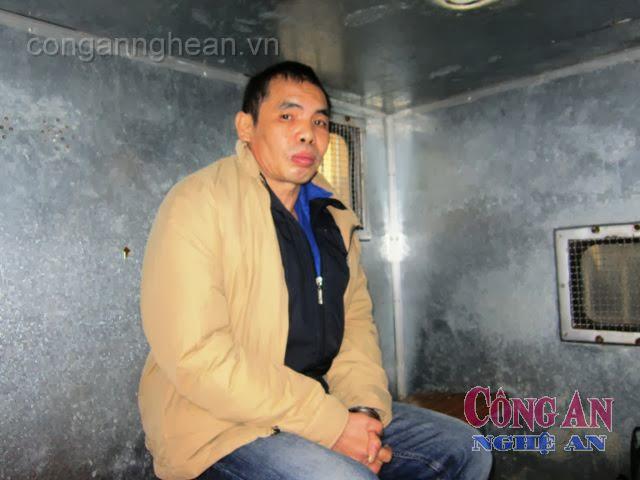 Cao Anh Tuấn trở về buồng giam