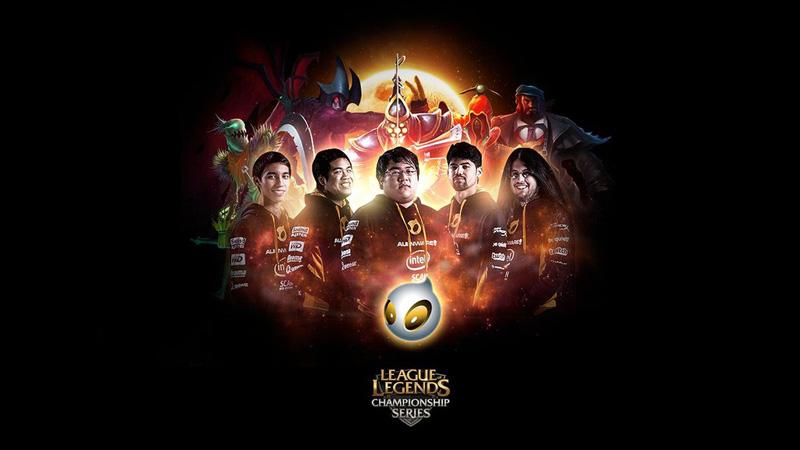 Poster tuyệt đẹp về các đội tham gia LCS Mùa Hè 2013 - Ảnh 2