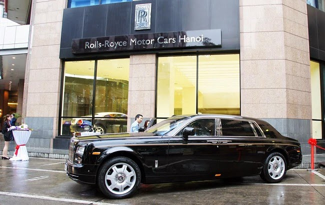 Rolls-Royce Motor Cars Hanoi