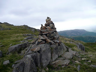 Tarn Crag Viewpoint Cairn
