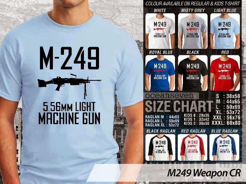 KAOS M249 Weapon distro ocean seven