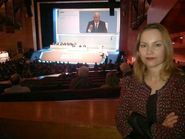 Xunta xeral accionistas BBVA 2014