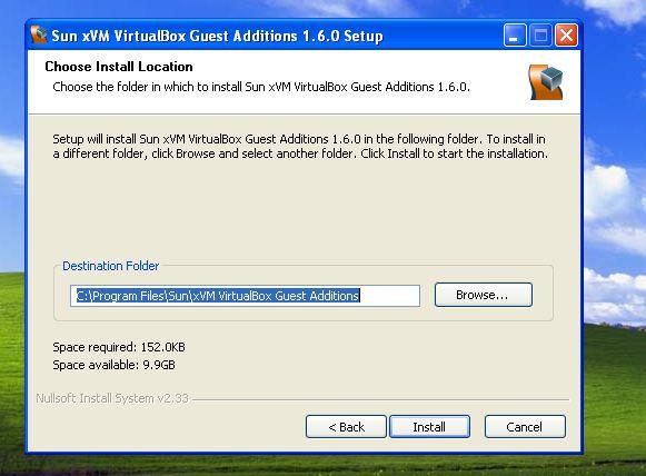 VirtualBox : Cara Install Guest Additions di WIndows