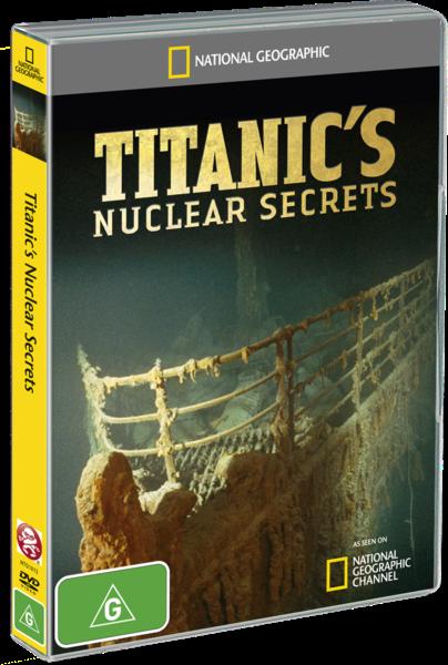 Titanic Ostatnia Tajemnica / Titanic's Nuclear Secret (2008) PL.DVBRip.XviD / Lektor PL
