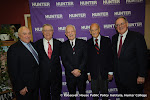 Joseph A. Califano, Walter Mondale, Bob Schieffer, George McGovern and Jonathan Fanton