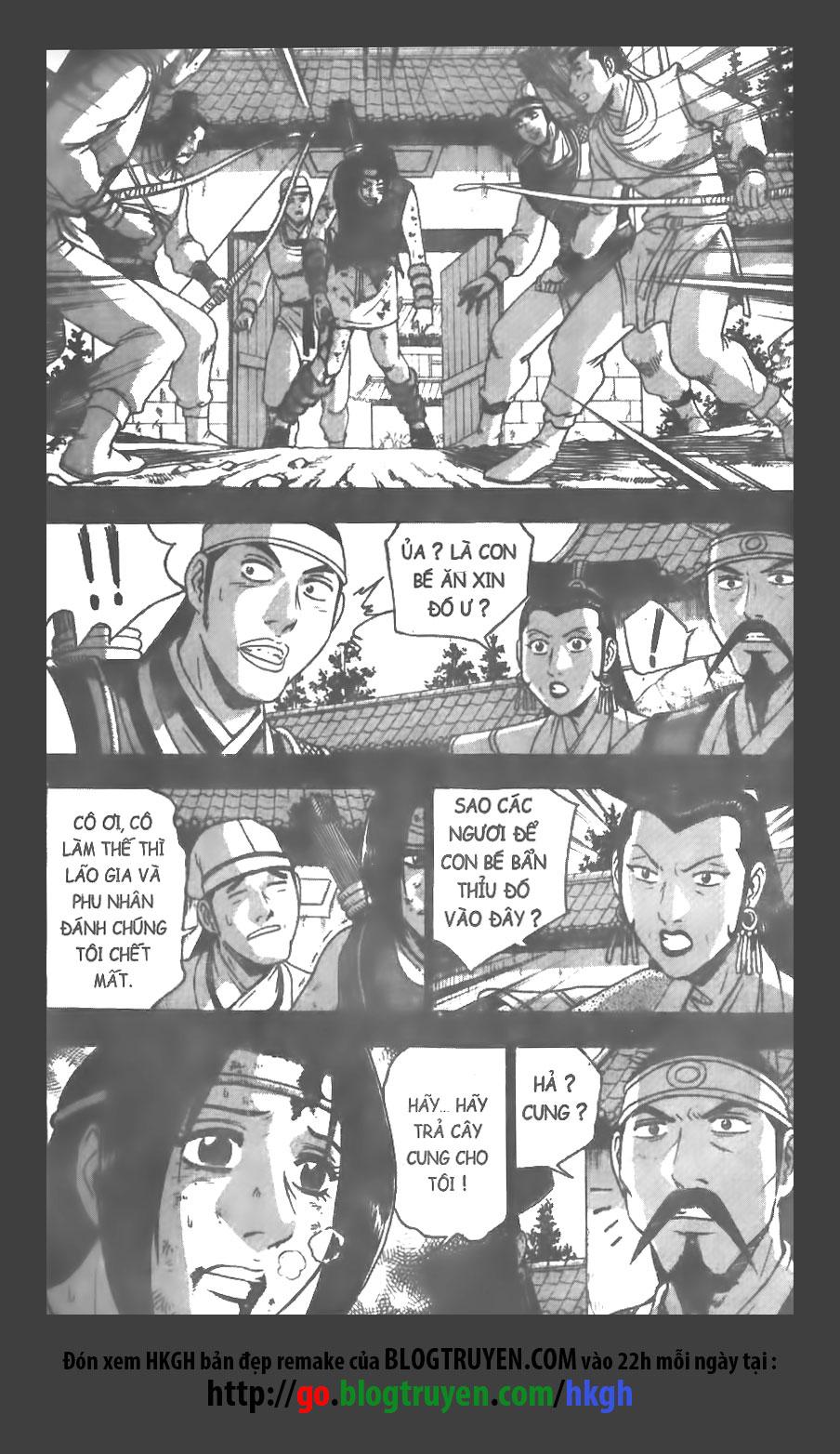 xem truyen moi - Hiệp Khách Giang Hồ Vol41 - Chap 280 - Remake