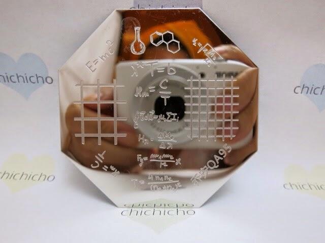 Physics and Chemistry Nail Art QA95 Image Plate