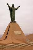 Religious Statue - Arica, Chile