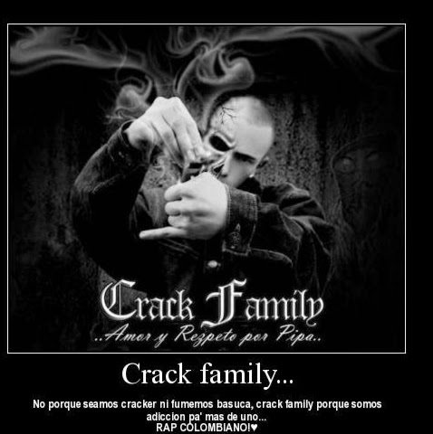 crack family la familia letra