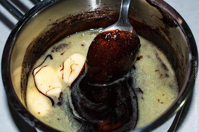 рецепт шоколадной глазури