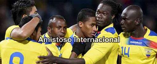 Ecuador vs. El Salvador en Vivo - Amistoso 2013