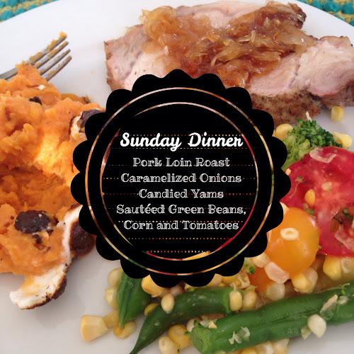 Best ever pork loin roast recipe, Sunday dinner
