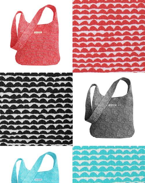 Pinjacolada  Pinja bag by Marimekko 21963dd619