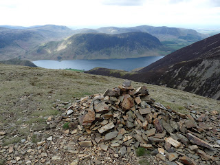 Thirdgill Head Man to Crummock Water