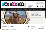KOIKOIKOI | Be Creative