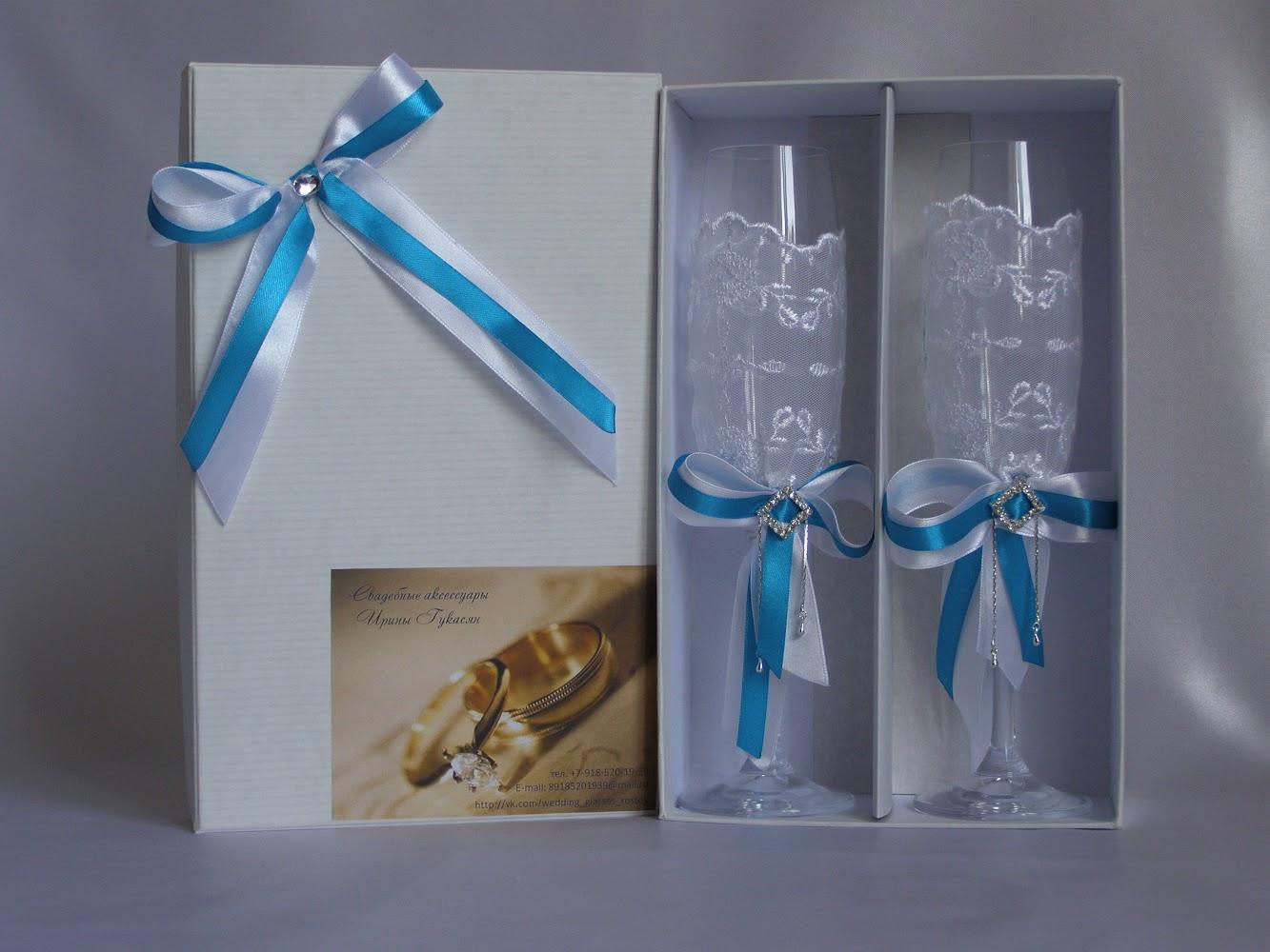 Коробка для свадебных бутылок своими руками