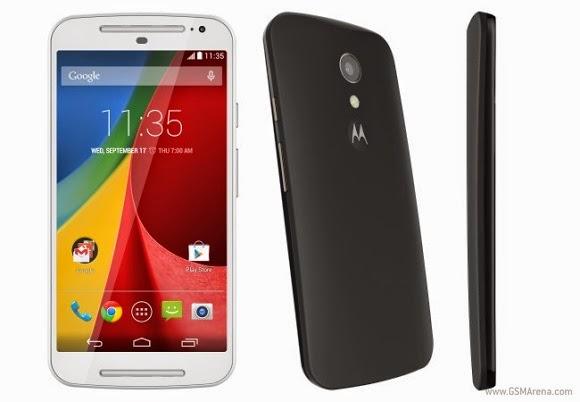 Motorola Moto G 2014 - Spesifikasi Lengkap dan Harga