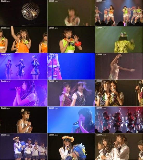 [TV-Variety] SKE48 チームE「手をつなぎながら」公演『加藤るみ生誕祭』 (2015.03.24/MP4)