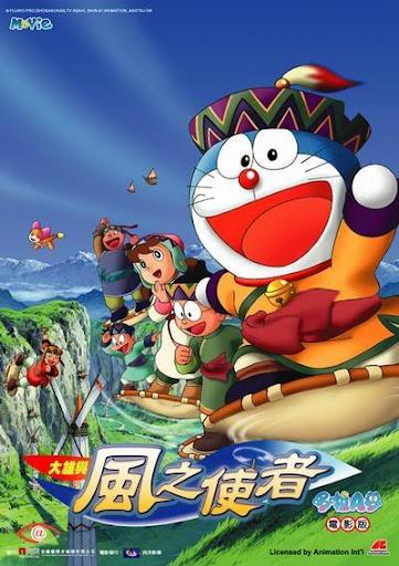 Đôrêmon: Nôbita Và Vương Quốc Gió - Doraemon: Nobita And The Strange Wind Rider