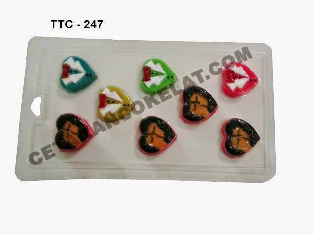 Cetakan Coklat TTC247