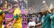 Brasil vs. México en VIVO - Olimpiadas Londres 2012