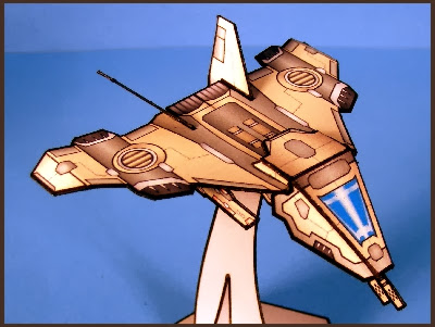 Armor Grid: Air Brigade-VTOL Fighter