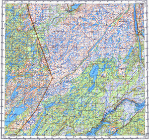 Map 100k--r35-095_096