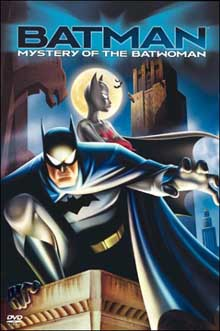 Batman: Mystery of Batwoman