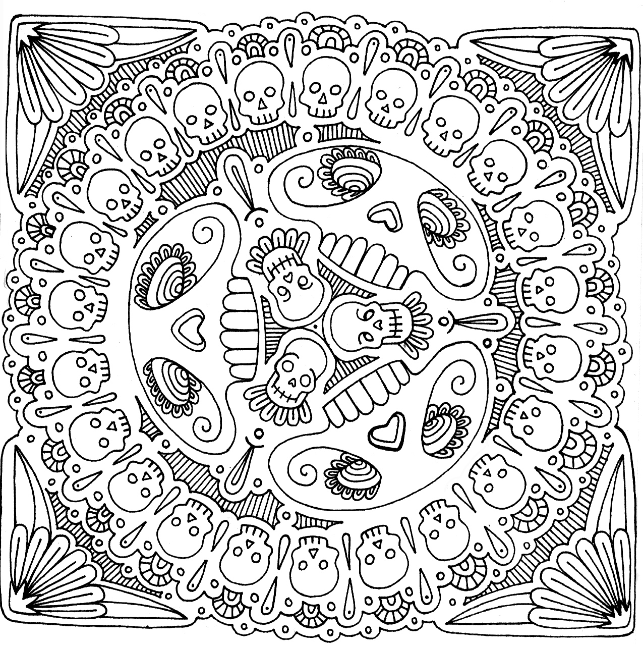 Eid Colouring Pages Activity Village