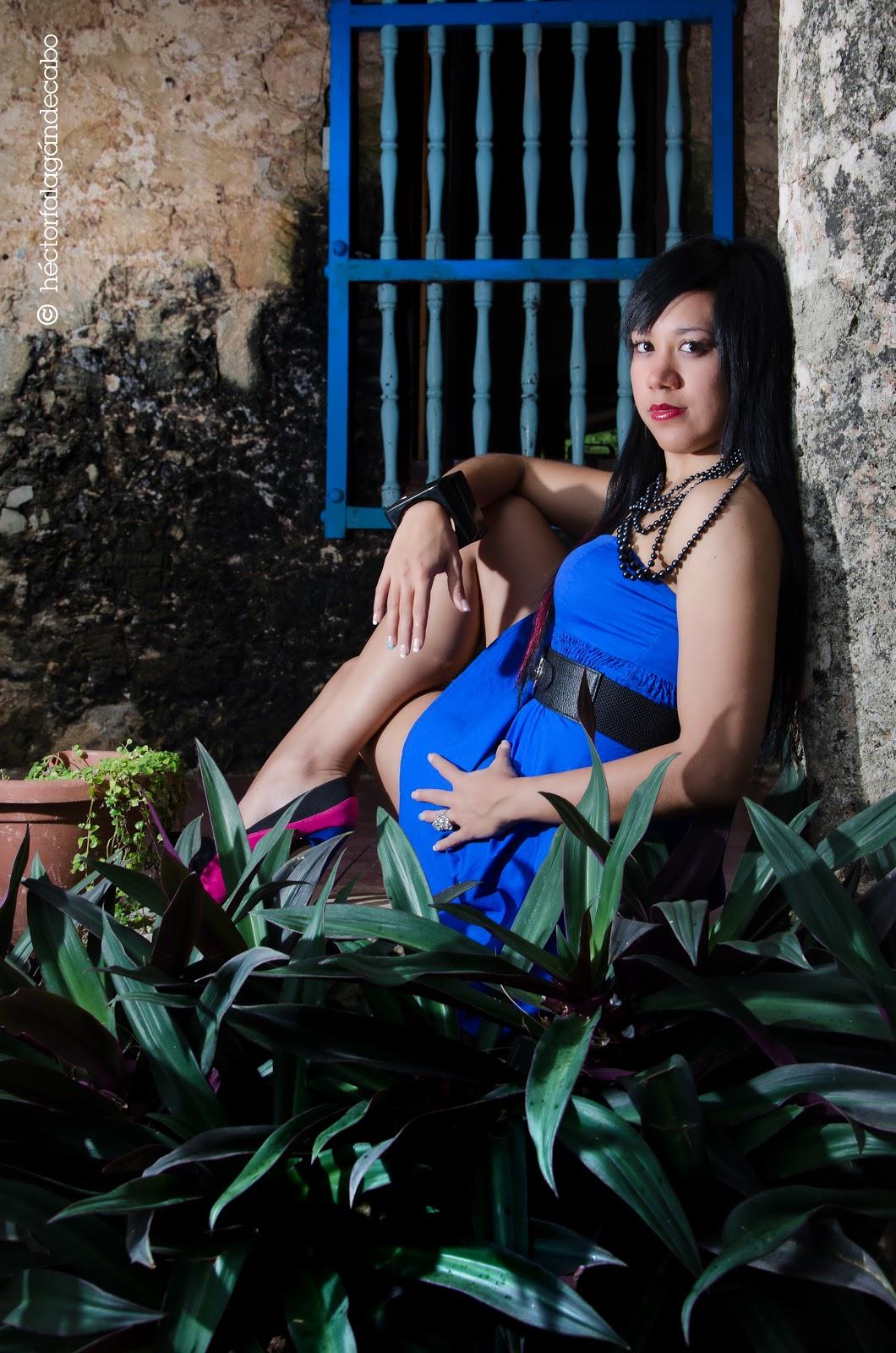 Fotografía Modelos Habana. Liannis: Habaneando. Héctor Falagán De Cabo | hfilms & photography. La Habana, Cuba.