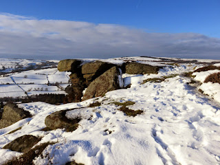 Froggatt Edge Rocks