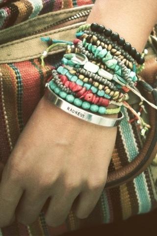 Bracelet fantaisie tendance 2013