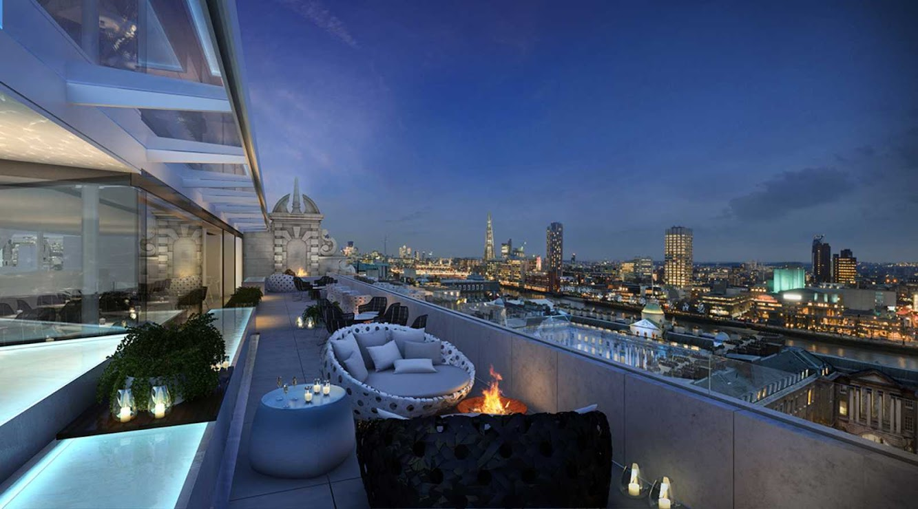 Londra, Regno Unito: Me Hotel by Foster And Partners
