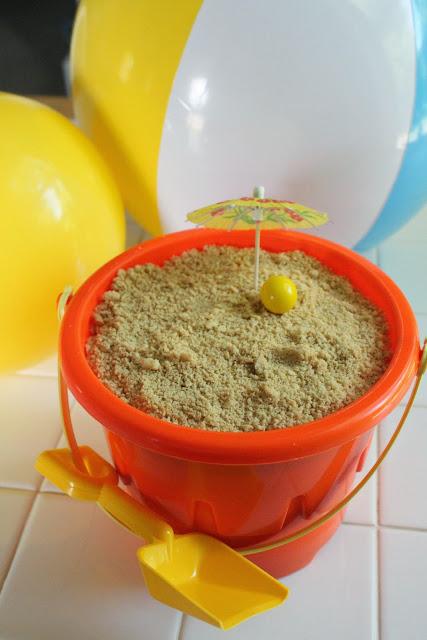 yellow ball treat