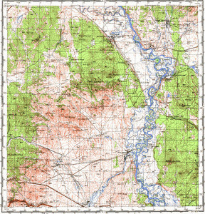 Map 100k--m48-058--(1982)