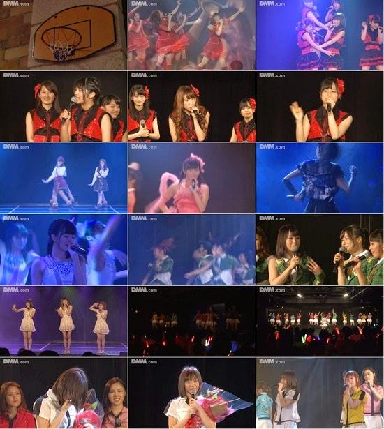 "(LIVE)(公演) SKE48 チームKII ""ラムネの飲み方"" 日高優月の生誕祭 150401"